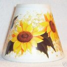 SUNFLOWER Paper Mini Chandelier Lamp Shade