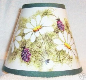 New DAISIES Paper Mini Chandelier Lamp Shade