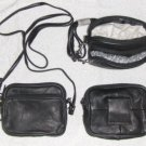 Genuine Leather Shoulder Bag or Belt Pack 3105