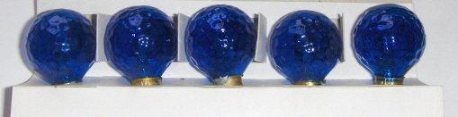 Berry Shaped 7W Steady Burn Light Bulbs-BLUE