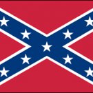 Confederate 3' x 5' Flag - Rebel 3' x 5'  Flag