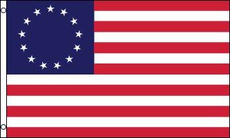 Betsy Ross 3' x 5' Flag