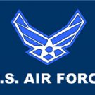 Air Force Flag #01  3&#39; x 5&#39; Flag