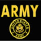 Army Flag Gold Seal  3' x 5' Flag