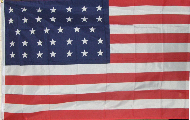 34 Star Flag - 3' x 5' Flag