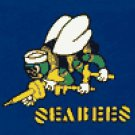 Sea Bees Flag 3' x 5' Flag