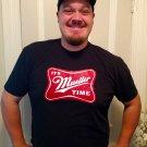 IT'S MUELLER TIME shirt - Premium Sueded T Shirt SIZE 2XL