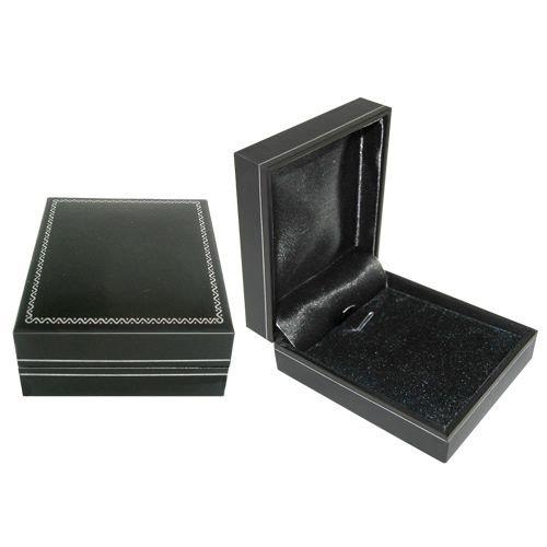 Charcoal Black Multi-purpose Jewelry Box