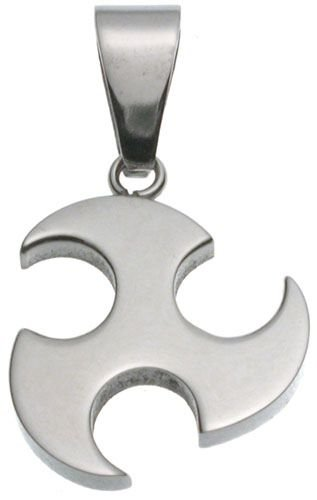 316L stainless steel modern pendant