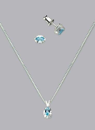 Silver Laminate Necklace Set