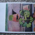 1972 National Gallery art postcard Matisse painting