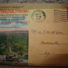 souvenir postcard folder Chattanooga 1930