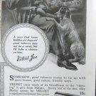 Vintage Velvet tobacco advertisement