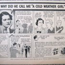 Vintage Lifebuoy soap print ad