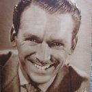 Vintage magazine photo page Douglas Fairbanks Jr.