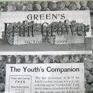 Green's Fruit Grower and Home Companion newspaper 1909