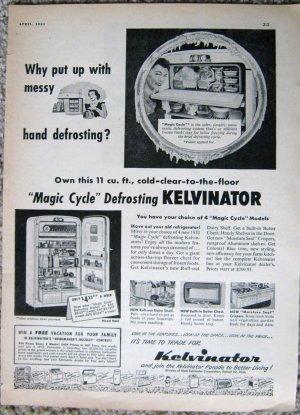Refrigerator Repair Kelvinator Refrigerators Repair