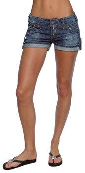 1921 Denim Cuffed Shorts  w/free 1921bag!!!    Size: 32
