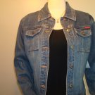 Guess Denim Jacket     Size:  L  Super Sale!!!  $25