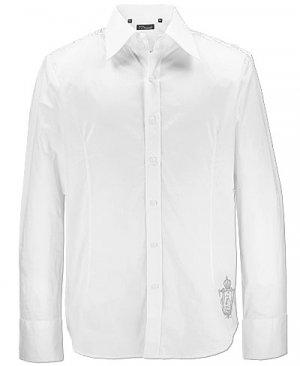 7 Diamonds Long Sleeve Shirt     Size: M      $68