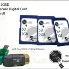 2GB Secure Digital Card (SD Card) - MS-KI-2GSD
