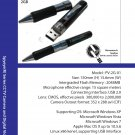 Video Pen (pen style secert video camera and recorder) 2GB - PV-2G01