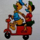 Mr&Mrs. Donald