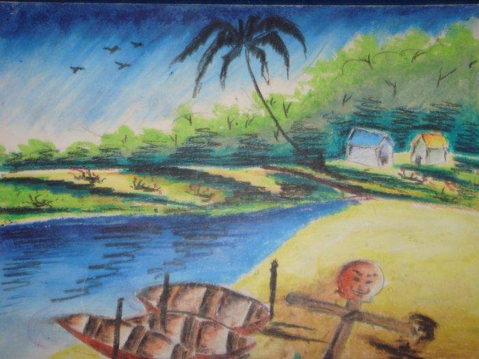 village beauty'