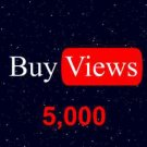 Youtube Views Video View Unique and Guaranteed. 5,000 views