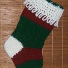 Lovely Variety of Crochet Christmas Stockings (Handmade Crochet)