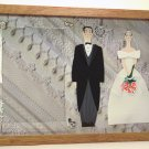 Wedding 4x6 Picture/Photo Frame 2065