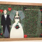 Christmas Wedding 4x6 Picture/Photo Frame 2074