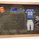 Detroit Pro Football Picture/Photo Frame 10-143