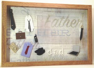 Father/Dad/Papa Picture/Photo Frame 3145