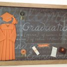 Graduation Orange Picture/Photo Frame 2097