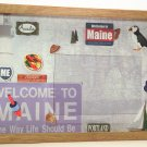 Maine Picture/Photo Frame 11-225