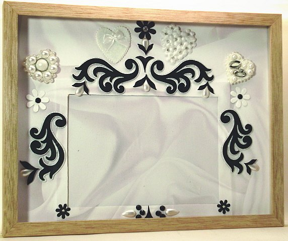 Wedding 5x7 Picture/Photo Frame 2115