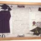 Graduation Purple Picture/Photo Frame 2138