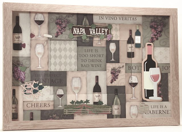 Napa Valley Picture/Photo Frame 11-250