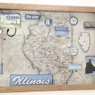 Illinois Picture/Photo Frame 11-166