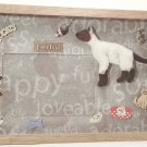 Siamese Cats Picture/Photo Frame 9083