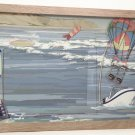 Parasailing Picture/Photo Frame 8070