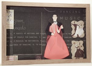 Dancing Picture/Photo Frame 3421