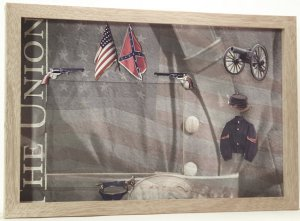 The Union Civil War 4x6 Picture/Photo Frame  6066
