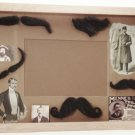 Moustache Picture/Photo Frame 14-002