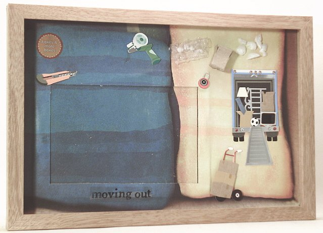 Moving Picture/Photo Frame 3268