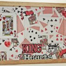 King of Hearts Picture/Photo Frame 3383