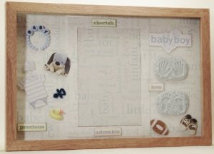 Baby Boy Picture/Photo Frame 1067