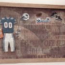 Miami Pro Football Picture/Photo Frame 10-146