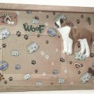 Saint Bernard Dog Picture/Photo Frame 9096